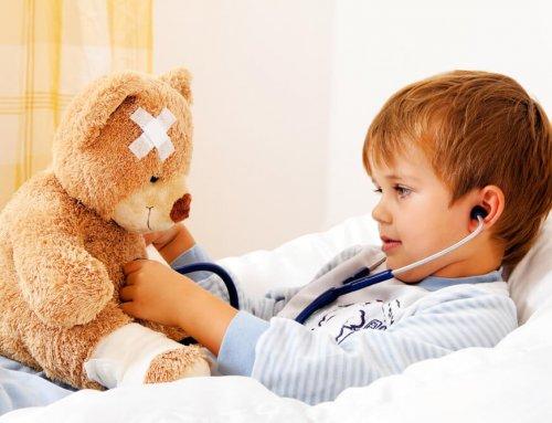 Cómo tratar el dolor de garganta en niños