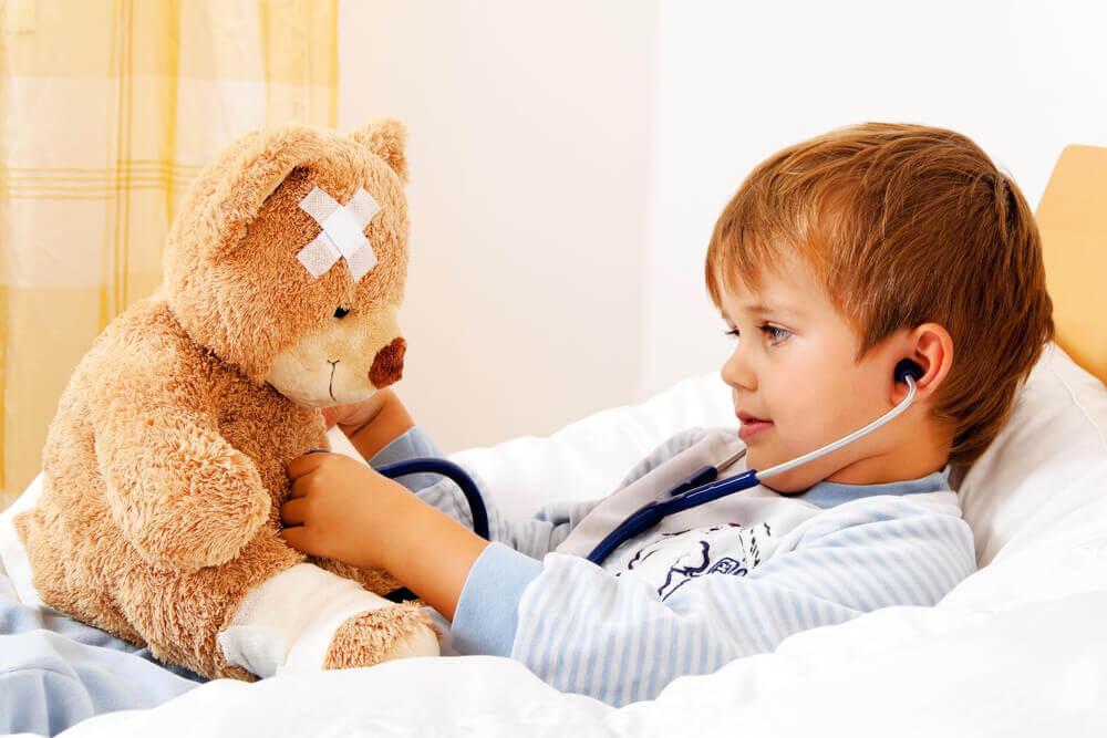 tratar dolor garganta niños