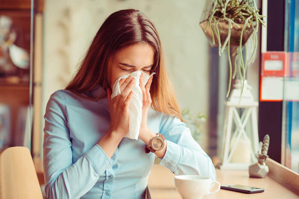 congestion nasal al despertar