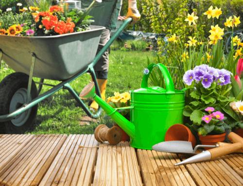 Consejos para que la jardinería no te produzca alergia