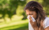 dolor garganta estornudar