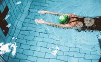 congestión nasal tras nadar