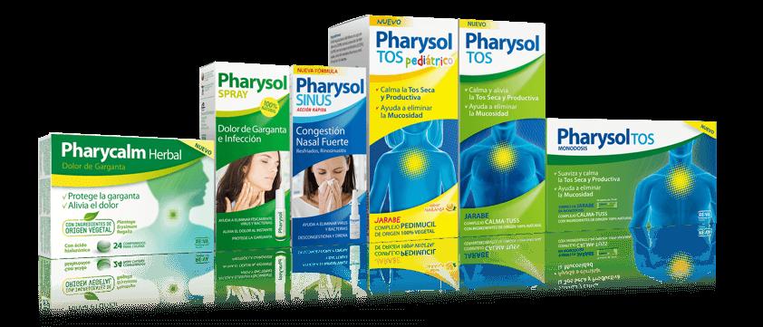 productos pharysol
