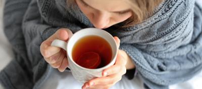dolor de garganta frio o calor