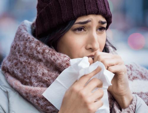 ¡Hay que toser!:  La importancia de expectorar