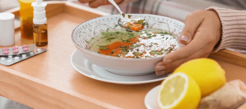 5 recetas deliciosas para el dolor de garganta