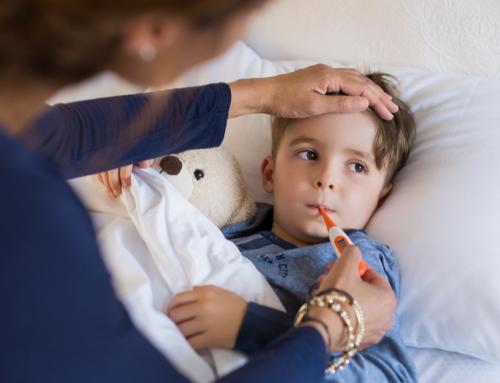 La fiebre es buena, ¿quieres saber por qué?