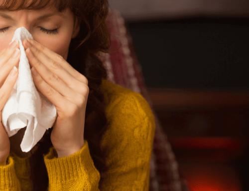 Resfriado: ¡Que no nos estropee las fiestas!