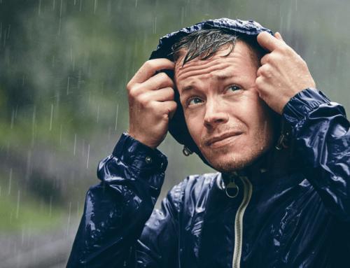 ¿Por qué nos enfermamos cuando estamos fríos o mojados?