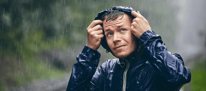 frio lluvia enfermar