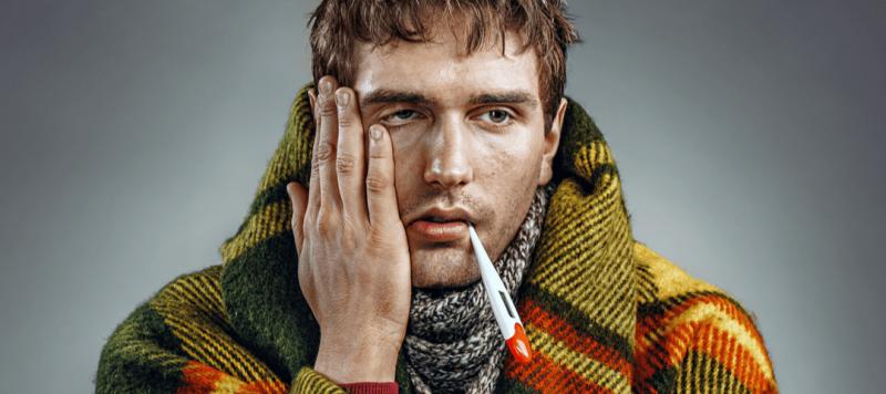 gripe masculina man flu