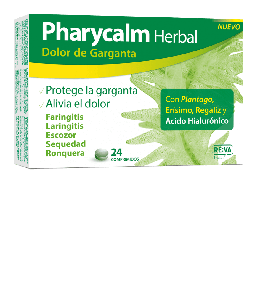 pharycalm herbal garganta