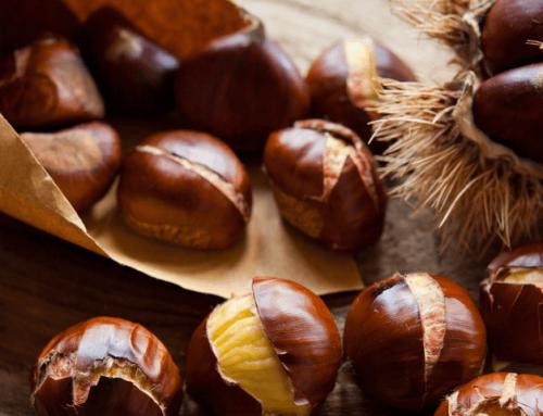 Castañas: Alimento de otoño con beneficios sorprendentes