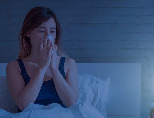 Estornudar mientras dormimos: ¿Es posible?