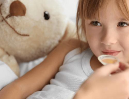 Niños: Cómo hacer que se tomen la medicina sin fracasar en el intento