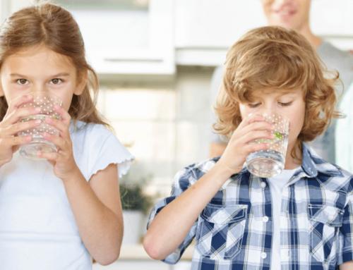 Agua: Sus beneficios en caso de infecciones